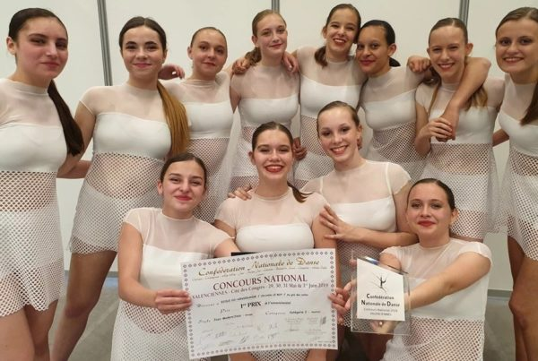 concours danse jazz europeen luxembourg