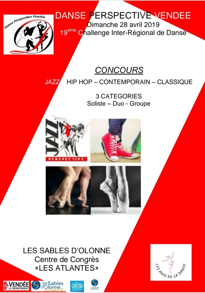 Concours Danse Perspective Vendee