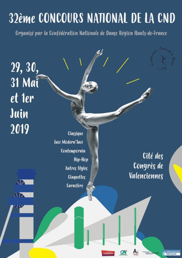 Concours National CND Valenciennes 2019