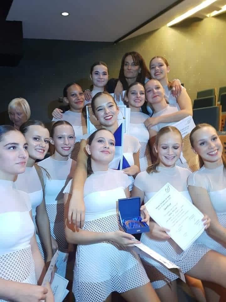 ecole danse la rochelle concours europeen groupe jazz