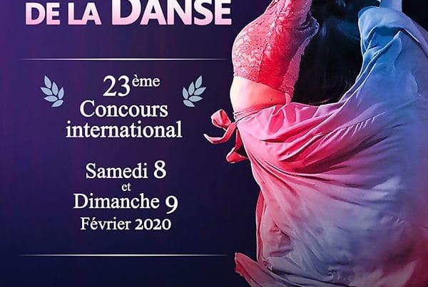 Concours les espoirs de la danse | La Grande Motte - Montpellier