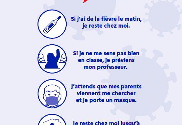 Protocole sanitaire reprise des cours de danse à Périgny La Rochelle