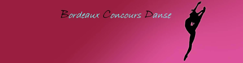 Résultats Bordeaux Concours Danse