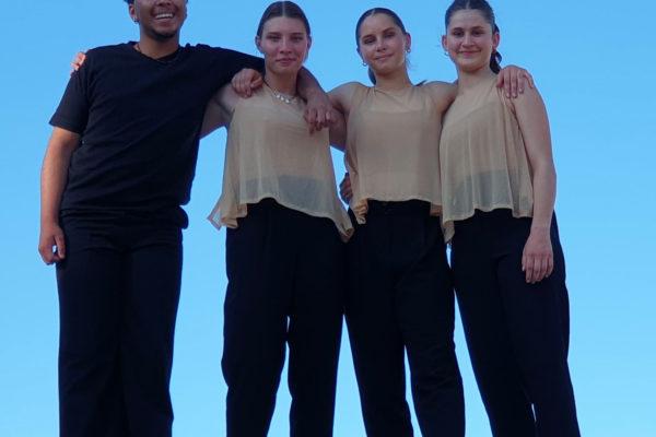 Danse Groupe Jazz