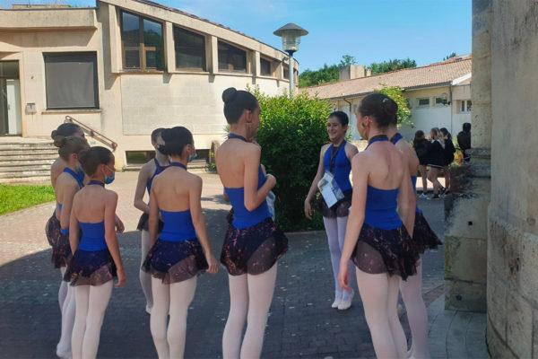 danse groupe classique